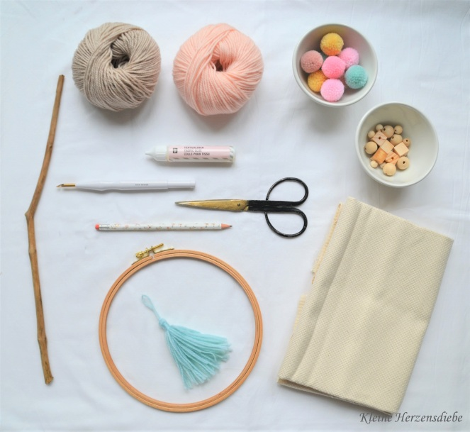 PunchNeedle Material